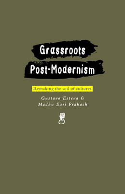 Grassroots Postmodernism: Remaking the Soil of Cultures - Critique Influence Change (Paperback)