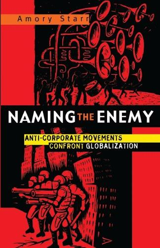 Naming the Enemy: Anti-Corporate Social Movements Confront Globalization (Paperback)