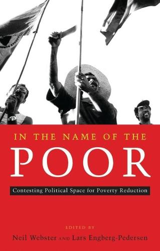 In the Name of the Poor: Contesting Political Space for Poverty Reduction (Paperback)