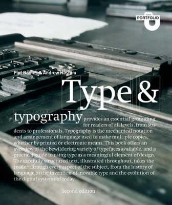 Type and Typography - Portfolio (Paperback)