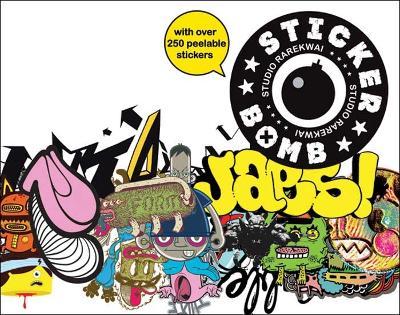 Stickerbomb - Stickerbomb (Paperback)