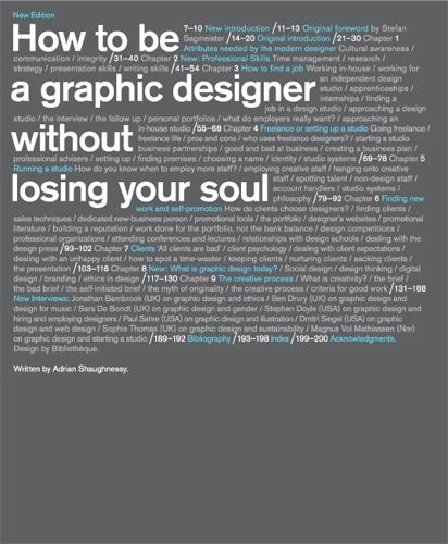 How to be a Graphic Designer, Without Losing Your Soul (Paperback)