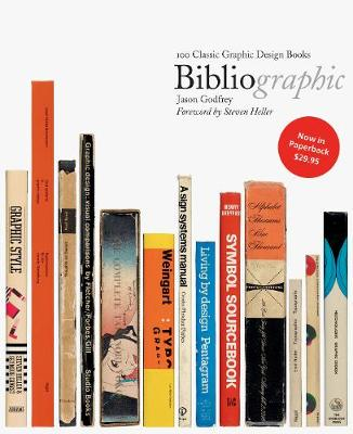 Bibliographic: 100 Classic Graphic Design Books (Paperback)