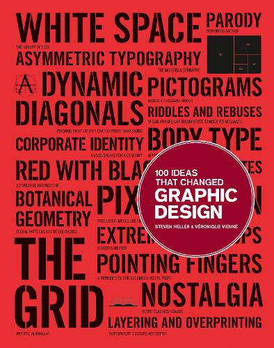 100 Ideas that Changed Graphic Design (Paperback)