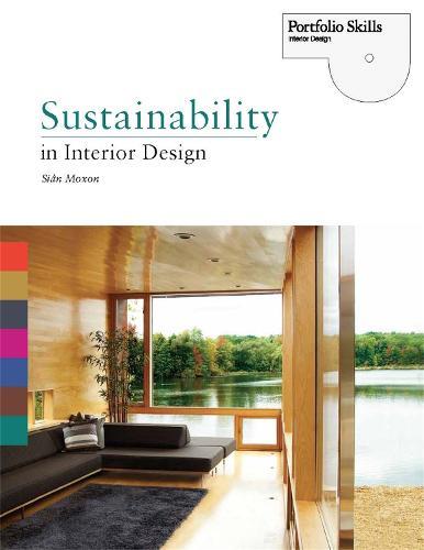 Sustainability in Interior Design - Portfolio Skills (Paperback)