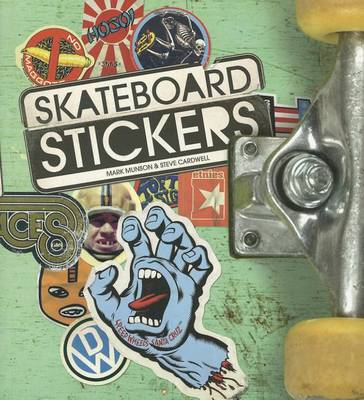 Skateboard Stickers (Paperback)