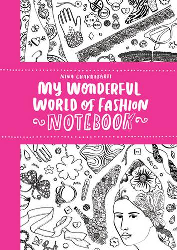 My Wonderful World of Fashion Notebook (Paperback)