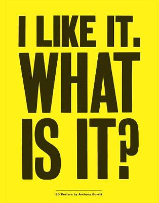 I Like It. What Is It?: 30 Detachable Posters (Paperback)