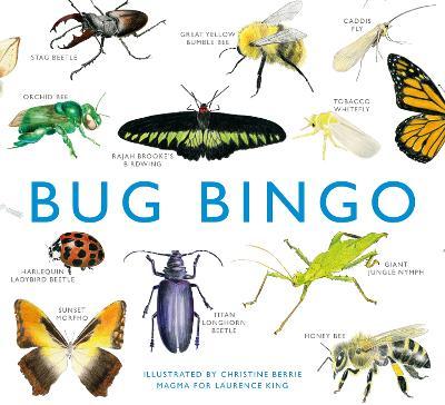 Bug Bingo - Magma for Laurence King