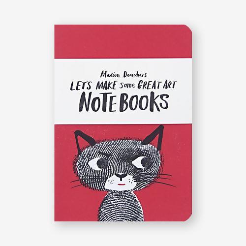 Let's Make Some Great Art Notebooks (Paperback)