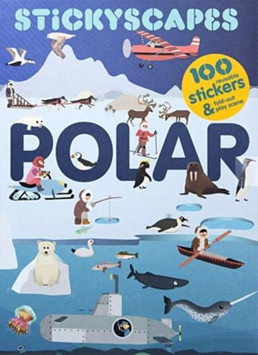 Stickyscapes Polar Adventures (Paperback)