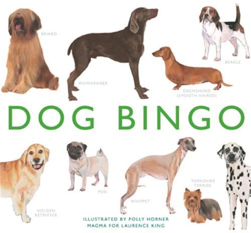 Dog Bingo - Magma for Laurence King