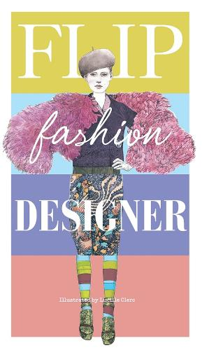 Flip Fashion Designer (Hardback)