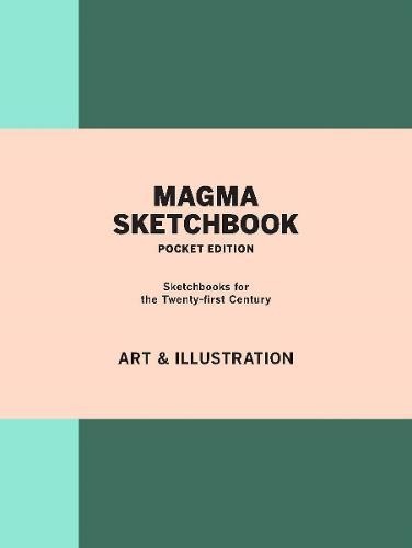 Magma Sketchbook: Art & Illustratio: Art & Illustration: Mini edition (Paperback)