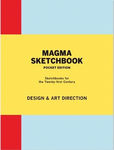 Magma Sketchbook: Design & Art: Design & Art Direction: Mini edition (Paperback)