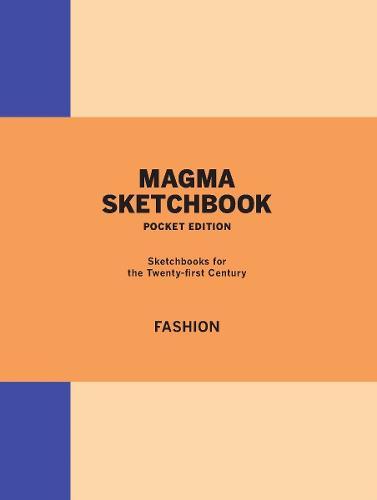 Magma Sketchbook: Fashion: Mini edition (Paperback)