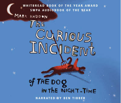 The Curious Incident of the Dog in the Night-time (CD-Audio)