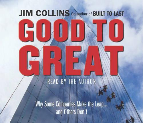 Good To Great (CD-Audio)