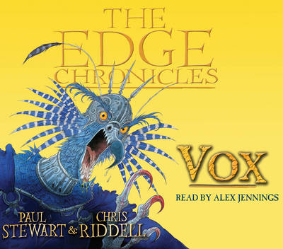 The Edge Chronicles 8: Vox: Second Book of Rook - The Edge Chronicles (CD-Audio)