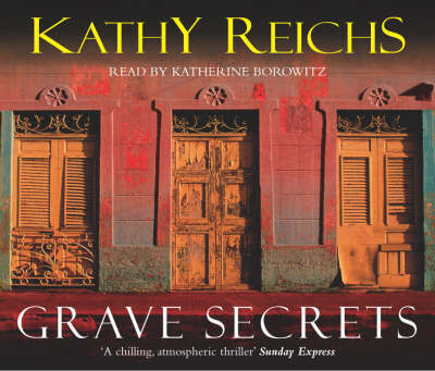 Grave Secrets (CD-Audio)