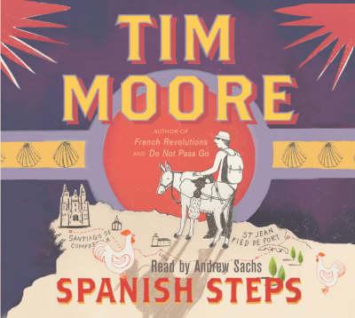 Spanish StepsTape (CD-Audio)