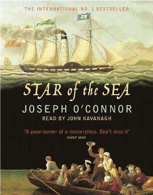 The Star of the Sea tape (CD-Audio)