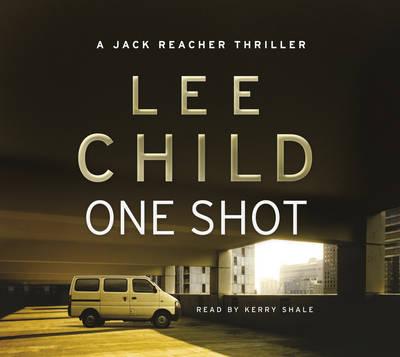 One Shot: (Jack Reacher 9) - Jack Reacher (CD-Audio)