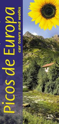 Picos De Europa: Car Tours and Walks (Paperback)