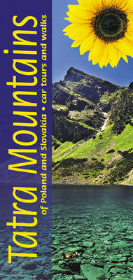 Tatra Mountains of Poland and Slovakia: Car Tours and Walks - Landscapes (Paperback)