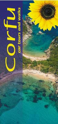 Corfu: Car Tours and Walks - Landscapes (Paperback)
