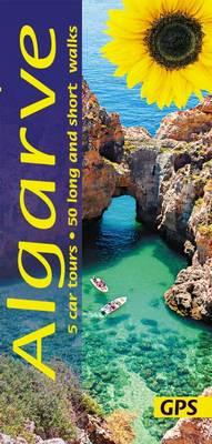 Algarve: 5 Car Tours, 50 Long and Short Walks - Landscapes (Paperback)