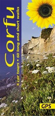 Corfu: 4 Car Tours, 60 Long and Short Walks - Landscapes (Paperback)