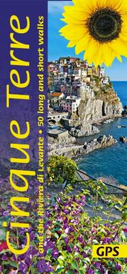Cinque Terre and the Riviera di Levante: 50 Long and Short Walks - Landscapes (Paperback)