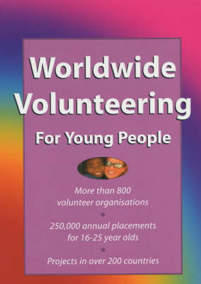 Worldwide Volunteering for Young People (Paperback)