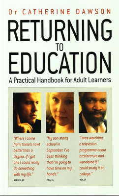 Returning to Education: A Practical Handbook for Adult Learners (Paperback)
