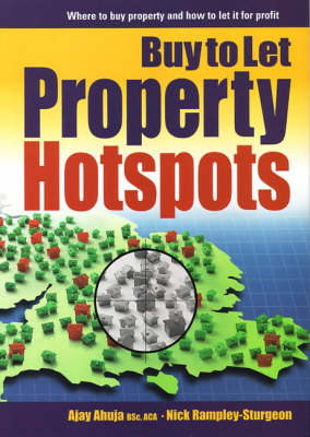 Buy-to-Let Property Hotspots: Buy-to-Let Insider Guide to 100 Best Locations (Paperback)