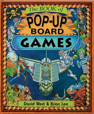 Book of Pop-up Board Games - Pop Up Board Games S. (Hardback)