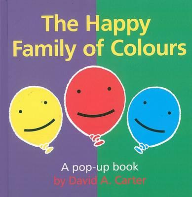 Happy Family of Colours (Hardback)