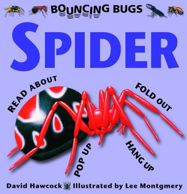 Bouncing Bugs - Spider (Hardback)
