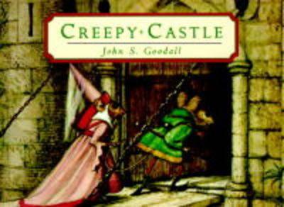 Creepy Castle (Hardback)