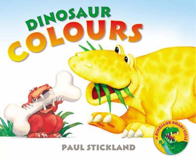 Dinosaur Colours (Board book)