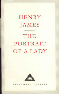 Portrait of a Lady,The (Hardback)