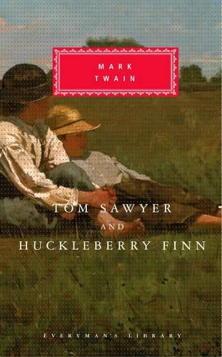 Tom Sawyer And Huckleberry Finn (Hardback)