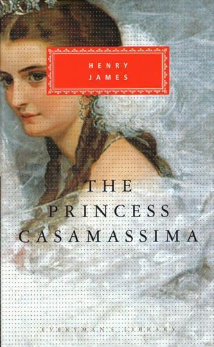 The Princess Casamassima (Hardback)