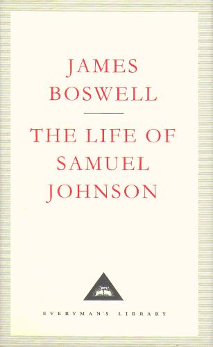 The Life Of Samuel Johnson (Hardback)