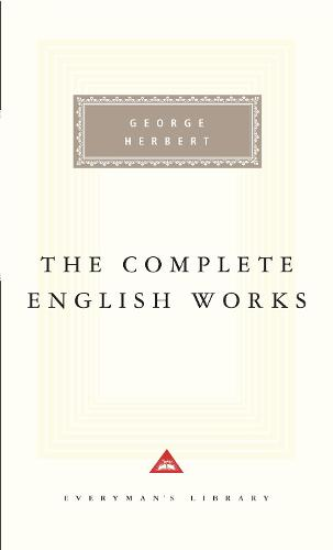 The Complete English Works (Hardback)