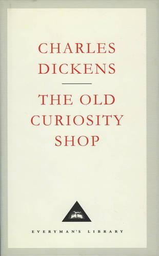 The Old Curiosity Shop (Hardback)