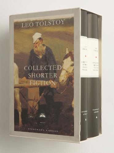 Collected Shorter Fiction Boxed Set (2 Volumes) (Hardback)