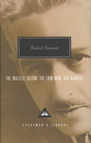 The Maltese Falcon, The Thin Man, Red Harvest (Hardback)