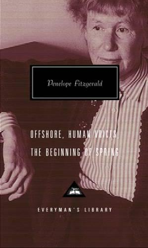 Offshore, Human Voices, The Beginning Of Spring (Hardback)